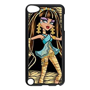 Customize Cartoon Game Monster High Back Case for ipod Touch 5 JNIPOD5-1279
