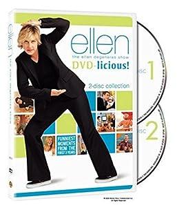 The Ellen DeGeneres Show - DVD-Licious (B000J2BBIE)   Amazon