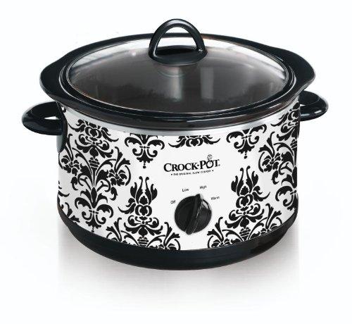 crock pot 4 qt slow cooker - 6