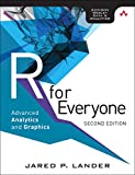 img - for R for Everyone: Advanced Analytics and Graphics (2nd Edition) (Addison-Wesley Data & Analytics Series) book / textbook / text book