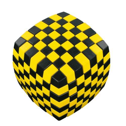 大人気新品 V B0049NYK28 - Cube 7 Cube V Illusionキューブトイ、イエロー B0049NYK28, 留辺蘂町:99b254a9 --- quiltersinfo.yarnslave.com