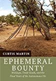 Ephemeral Bounty: Wickiups, Trade Goods, and the Final Years of the Autonomous Ute