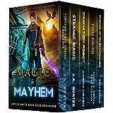 Magic and Mayhem: A Shadow Alley Press Starter Boxset
