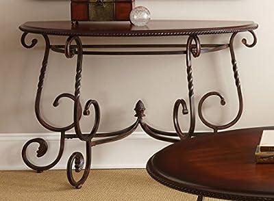 "Steve Silver Company Crowley Sofa Table, 48"" x 20"" x 30"""