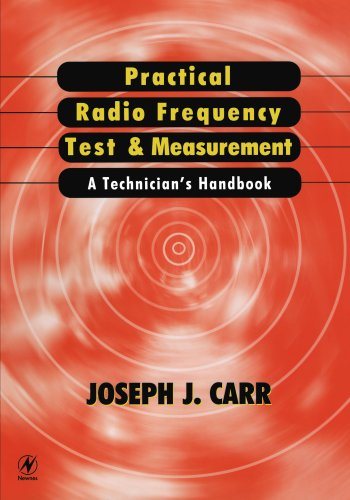 Price comparison product image Practical Radio Frequency Test and Measurement: A Technician's Handbook