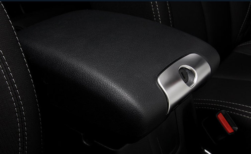 Copilot Handle Cover Trim for Jeep Wrangler JK JKU 2011-2018 4-Door E-cowlboy 18 PCS Full Set Interior Decoration Trim Kit,Interior Door Handle Cover Trim,Air Conditioning Vent Cover Trim Orange