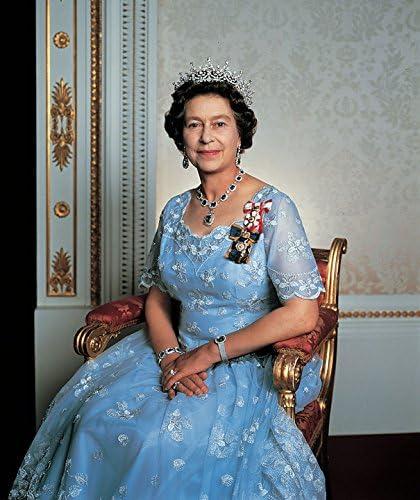 """Queen Elizabeth II 14 x 11/"""" Photo Print"""