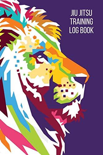 Jiu jitsu Training log Book: Training Log Book. Session Goals, Techniques, and Specific Training Notes.