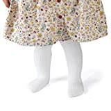Epeius 3 Pairs Pack Toddlers Girls Tights Baby