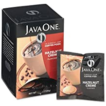 Distant Lands Coffee : Single Cup Coffee Pods, Hazelnut Creme, 14 Pods per Box -:- Sold as 1 BX