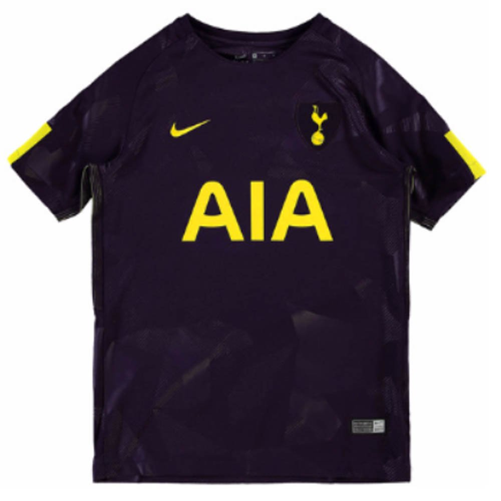 2017-2018 Tottenham Third Nike Football Shirt (Kids) B076C5ZRY2