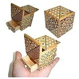 2 Sun 4 Steps Cube Secret Drawer - Japanese