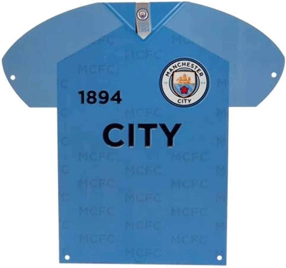 Manchester City - Jersey Sign