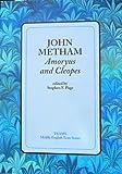 Amoryus and Cleopes, Metham, John, 1580440169