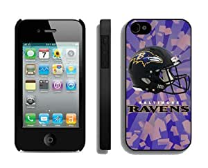 NFL Baltimore Ravens iPhone 4 4S Case 7 NFL iPhone 4s Cases