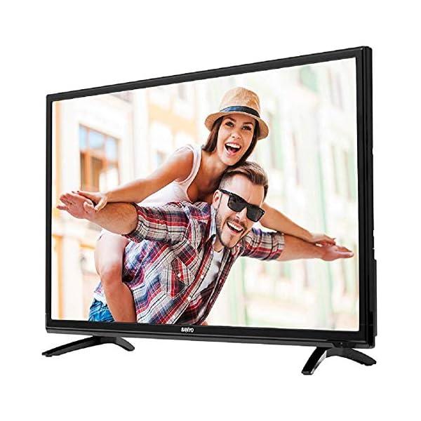 Sanyo 80 cm (32 Inches) HD Ready LED TV XT-32S7201H (Black)
