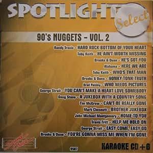 Sound Choice Karaoke: 90's Nuggets Vol 2