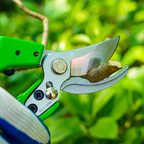 Pruning Shears, Clippers For The Garden, Gardening Pruners,Garden Shears Clippers For Plants,Garden Cutter,Clippers For Plants,Hand Pruners For Garden Garden Pruners Hand