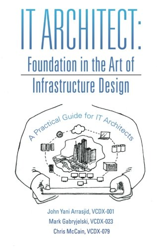 It Architect  Foundation In The Art Of Infrastructure Design  A Practical Guide For It Architects