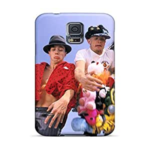 Samsung Galaxy S5 AAe7974JDPP Unique Design Realistic Red Hot Chili Peppers Image Bumper Hard Phone Covers -KaraPerron
