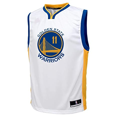 premium selection a1fdd fb5ca Amazon.com : Outerstuff Klay Thompson Golden State Warriors ...