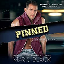 Pinned Audiobook by Maris Black Narrated by Chris Patton