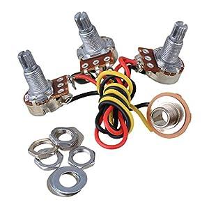 51v yaXnBuL._SY300_ amazon com bqlzr jb bass wiring harness 1 volume 2 tone 047 cap 2 volume 1 tone wiring harness at nearapp.co