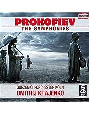 Prokofiev: The Symphonies [Box Set]