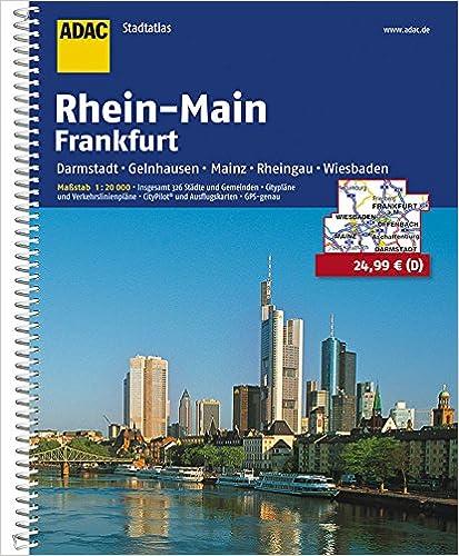 Ihr Stadtplan für Wiesbaden