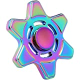 Wangyue New Rainbowl Style Little Turtle Hand Spinner Fidget Toy for Children and Adults