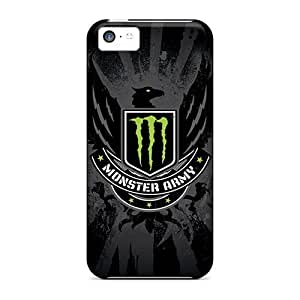LJF phone case Awesome FRi1556zvHW Elaney Defender Tpu Hard Case Cover For iphone 6 plus 5.5 inch- Monster Army Android