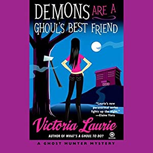 Demons are a Ghoul's Best Friend Audiobook