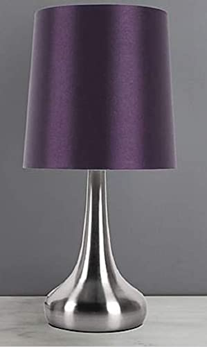 Dunelm Rimini Touch Dimmable Table Lamp