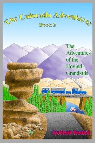 The Lo-o-o-o-o-ong Trip! (The Adventures of the Hovind Grandchildren: Book 1)