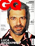 GQ ITALIA Magazine (Settembre, 2019) LUCA ARGENTERO Cover