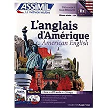 Anglais d'Amérique L' S.P. L/CD (4) + MP3