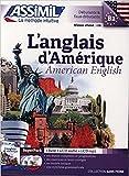 Anglais d'Amérique L'  S.P. L/CD (4) + MP3