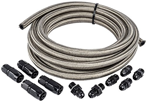 - JEGS 113601K Automatic Transmission Cooler Line Kit