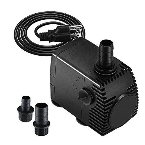 fountain water pump submersible - 5