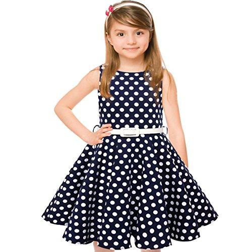 Buy girls vintage dress 5-6