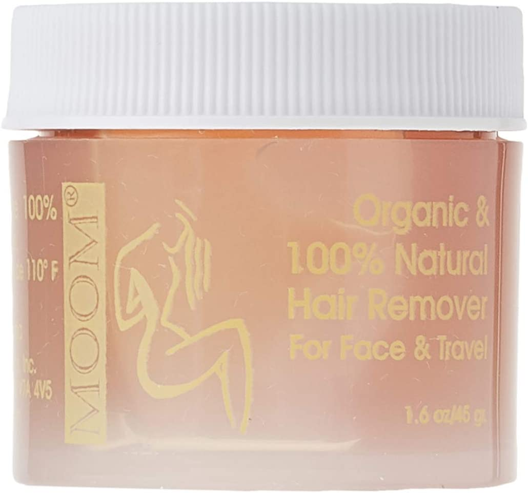 Moom Organic Hair Remover Mini Kit