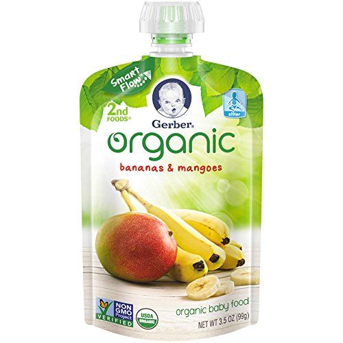 organic baby food pouches cereal - 8