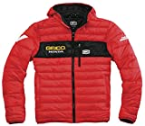 Team Geico Honda Mode Hooded Jacket Red Large 100% / 39902-003-12