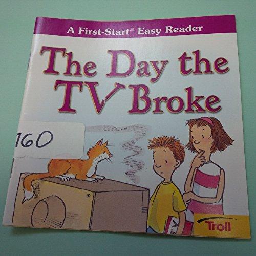 The Day the Tv Broke (Troll First-start Easy Reader) pdf epub