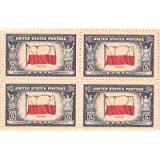 Poland Set of 4 x 5 Cent US Postage Stamps NEW Scot 909