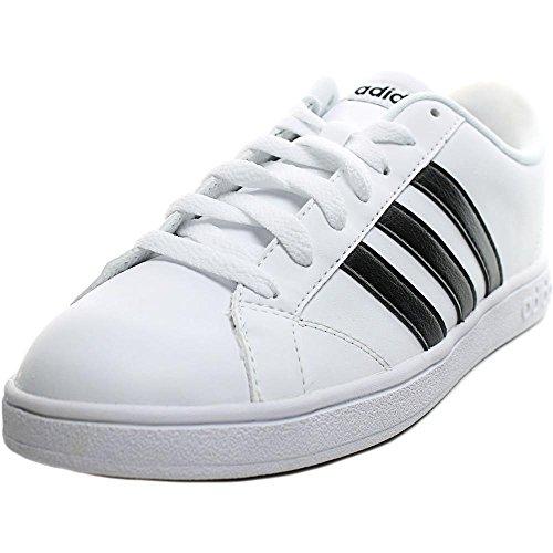 Baseline W Casual Sneaker,White/Black/White