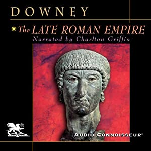 The Late Roman Empire Audiobook