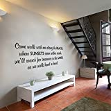 """ProductFeaturesDECAL SIZE:Large:16""""hx46""""w(approx)Color:Black.Package Included: 1* Vinyl Wall Decal (pre-cut in several sheets) 1* Application InstructionsEnvironmental Materials:MairGwall vinyl decals use high quality, interior grade matte vi..."""