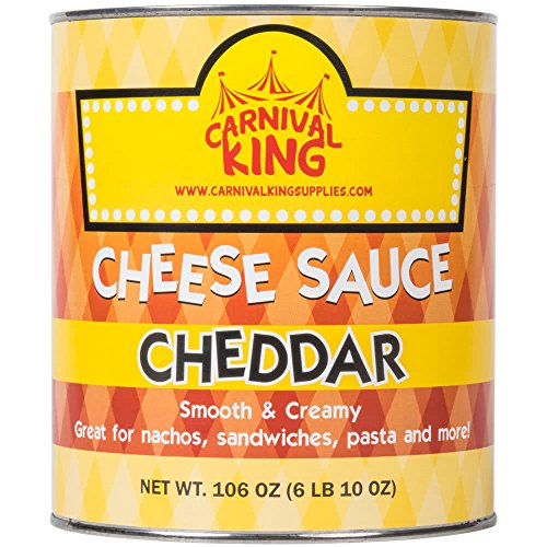 TableTop King Cheddar Cheese Sauce #10 Can