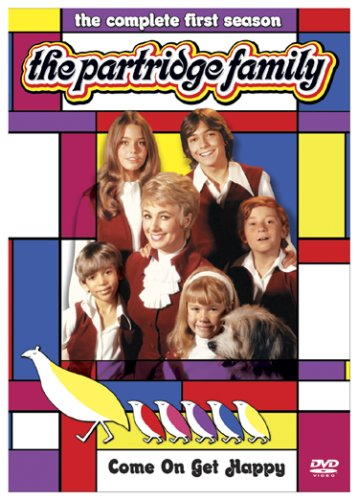 - The Partridge Family - The Complete First Season